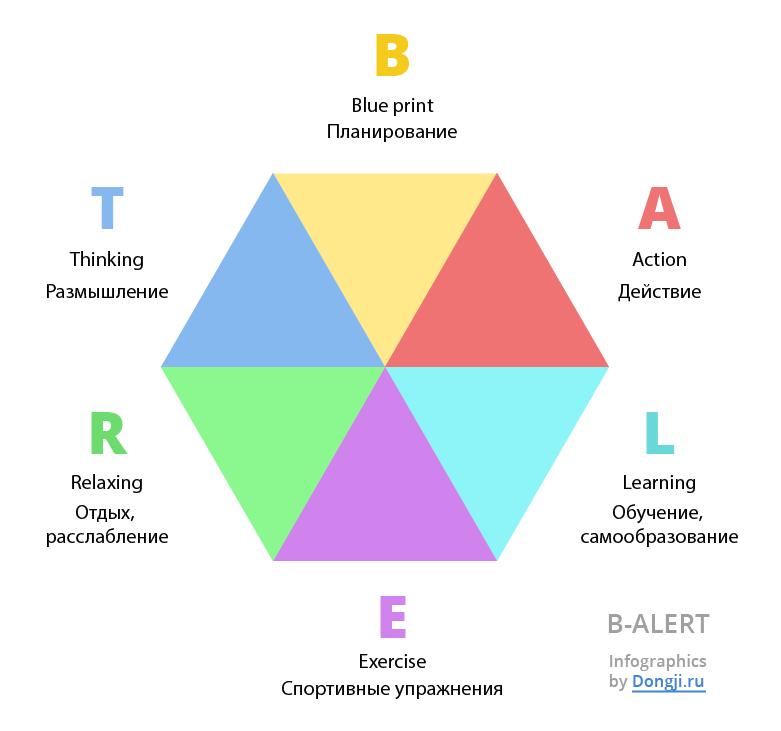 B-ALERT система личной эффективности