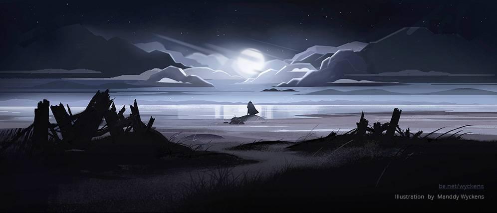 Illustration by Manddy Wyckens