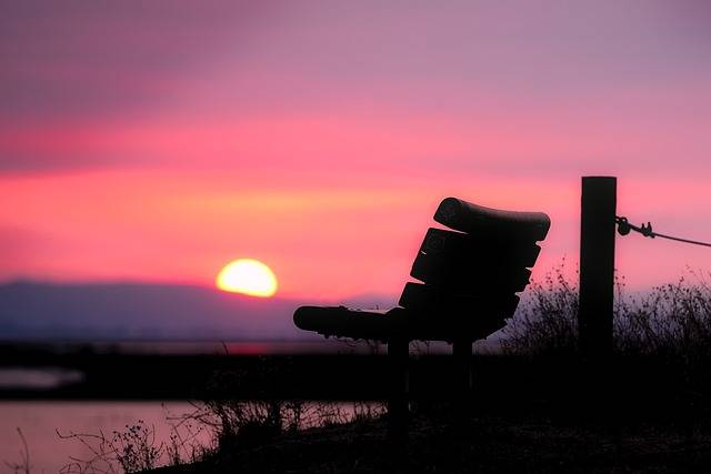www.maxpixel.net-Sunset-Evening-Bench-Reflections-Dusk-Lake-Water-1933557.jpg
